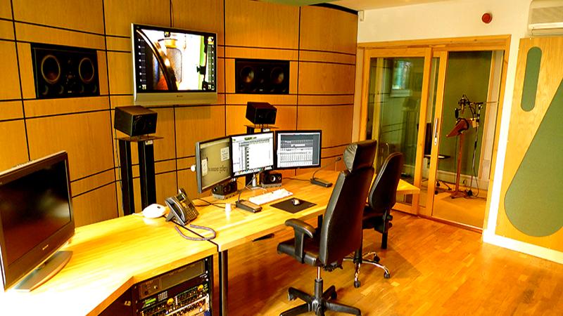 Voiceover Gallery Studio in Manchester